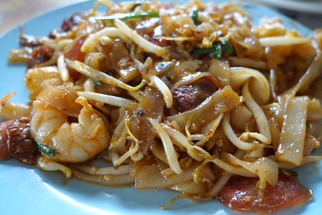 Siam Road's Char Kway Teow - Penang, Malaysia