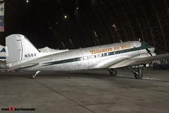 N56V - 33153 16405 - Tillamook Air Museum - Douglas C-47B Skytrain DC-3 - Tillamook Air Museum - Tillamook, Oregon - 131025 - Steven Gray - IMG_7924