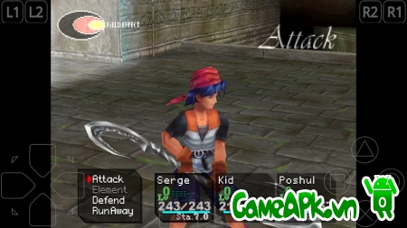 ePSXe for Android v1.9.21: Giả lập chơi game trên Android