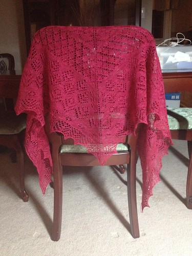 Elizabeth shawl 1