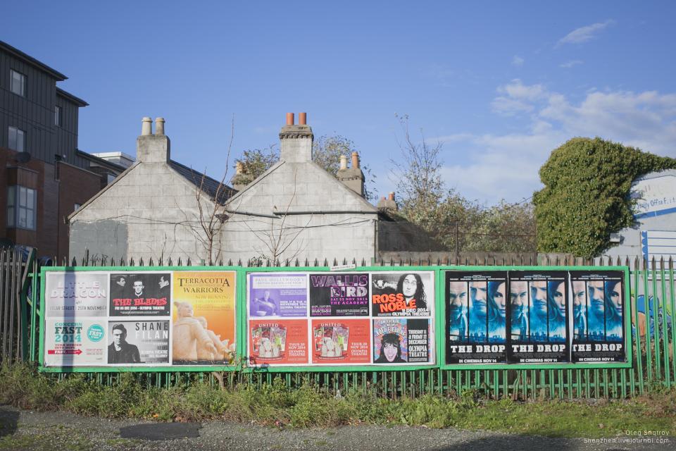 Dublin Posters
