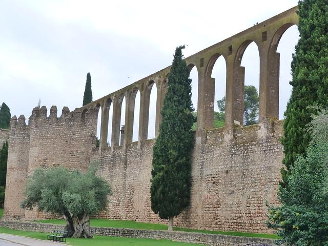 Muralla-Acueducto de Serpa (Alentejo, Portugal)