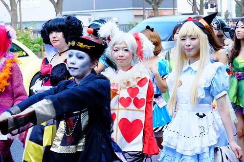 Kawasaki Halloween parade 2014 43