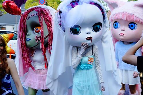 Kawasaki Halloween parade 2014 31
