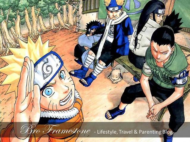 Episod Terakhir Naruto