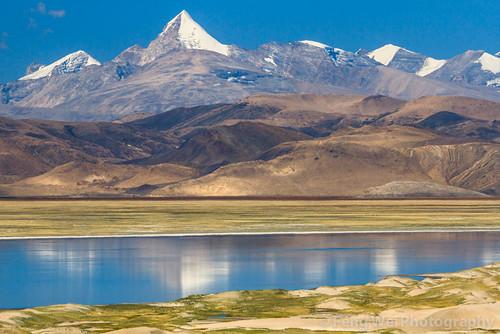 china travel mountain color tourism beautiful beauty river landscape scenery colorful asia view outdoor scenic tibet vista remote himalaya saga himalayas shigatse 156 xigaze damqogkanbab maquanriver