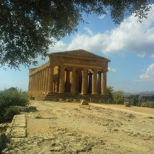 Sicilia On the road: Valle dei Templi di Agrigento