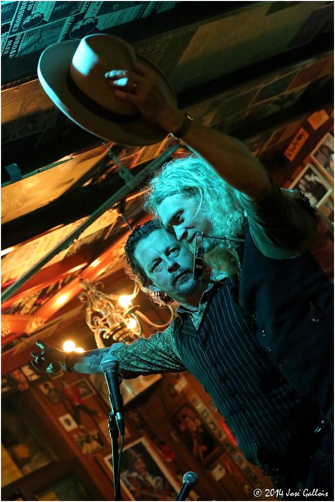 Ian Siegal & Jimbo Mathus @ Café Crossroad - Olen 16.11.14