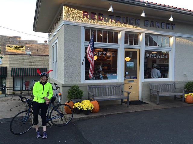 Coffeeneuring #2: Red Truck Bakery in Warrenton, VA
