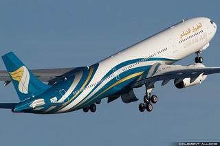 Oman Air Airbus A330-343 cn 1582 F-WWKA // A4O-DI