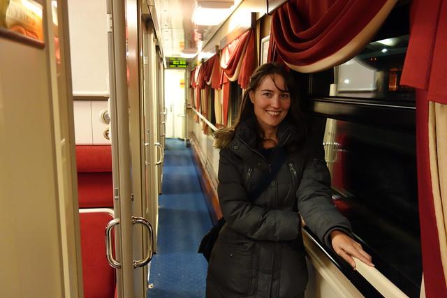 302 - En el tren (express)