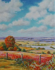 Autumn Farmland