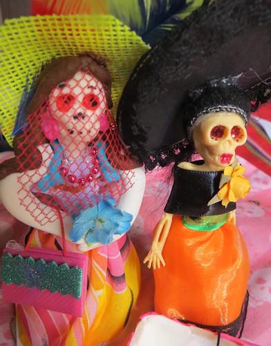 Sugar stuff for Dia de los Muertos