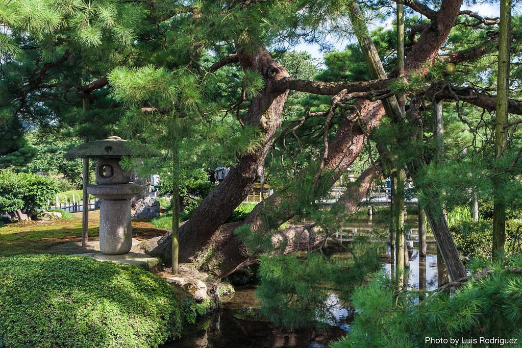 Kenroku-en en Kanazawa-12