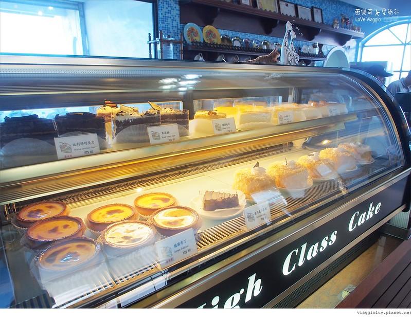 【台北 Taipei】金山洋荳子咖啡館 欣賞北海岸的蔚藍海洋 youngdoor cafe @薇樂莉 Love Viaggio | 旅行.生活.攝影