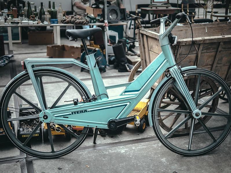 The Plastic Bike