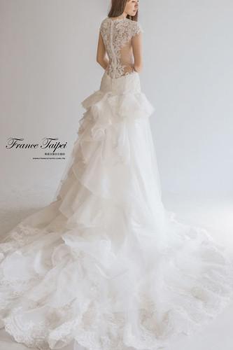 高雄婚紗推薦_高雄法國台北_新娘白紗款式 (9)