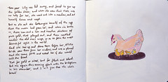 Lily and the Lion - Spread 23