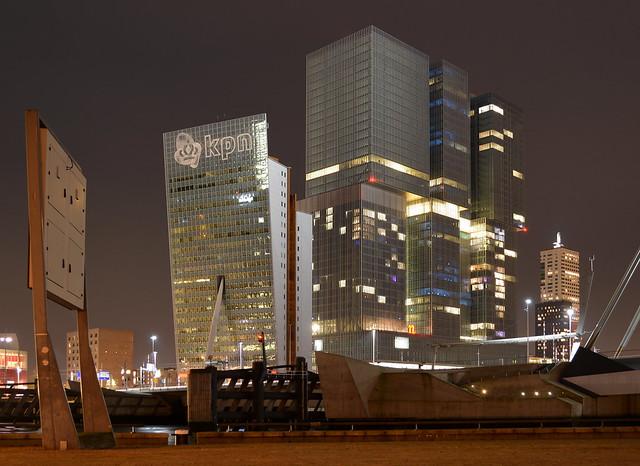 Wilhelminapier De Rotterdam