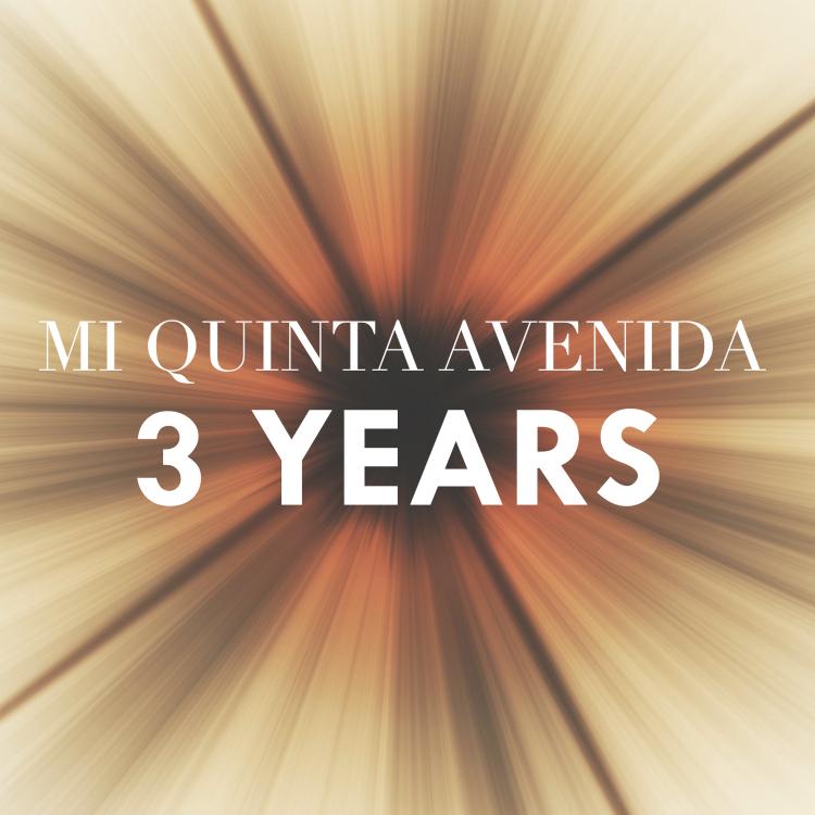3 años