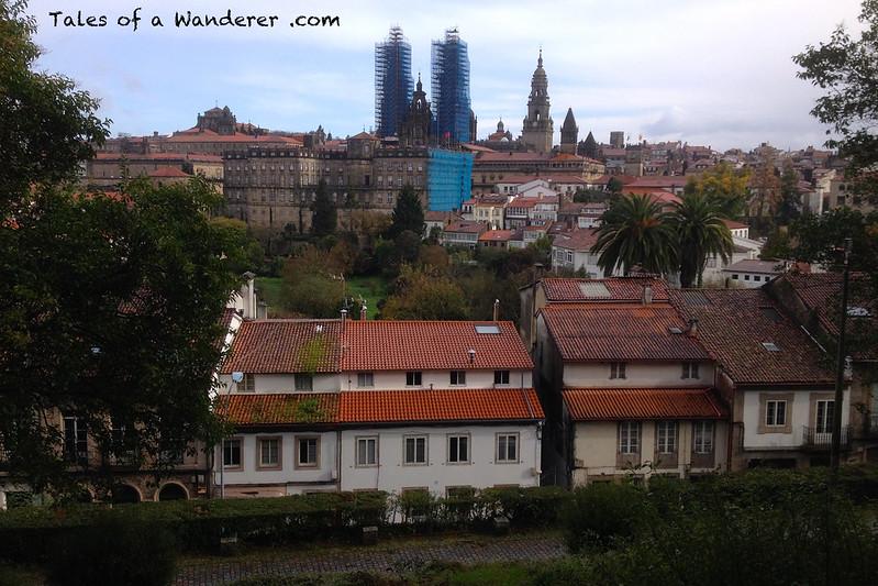 SANTIAGO DE COMPOSTELA - Catedral de Santiago de Compostela