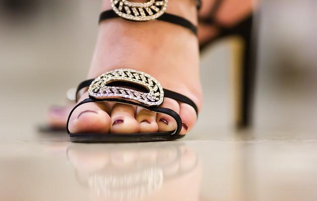 Pretty Shoes, Pretty Toes