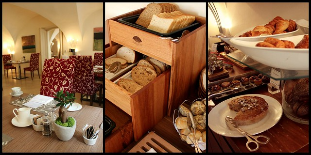 Cafe da manha Mandarin Oriental Praga