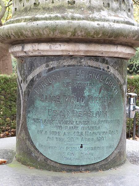 fontaine alice denman