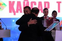 17.11.2014 - Награждение спортсменов премией «Қайсар Тұлға»