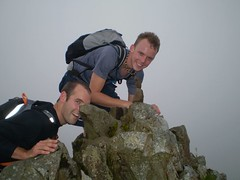 Crib Goch Summit (923m) Image