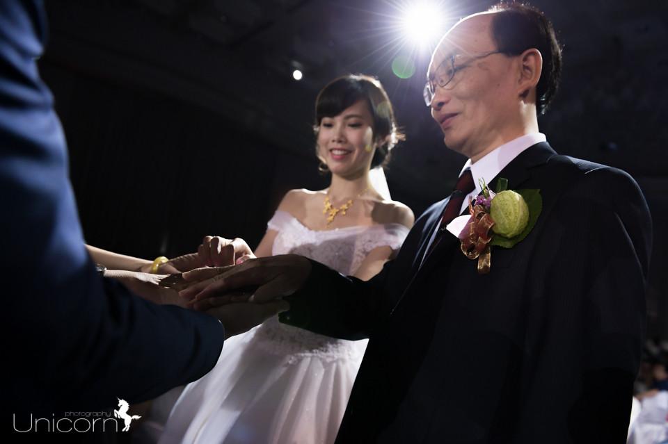 《婚攝一条》上柏 & 虹雅 / 林酒店