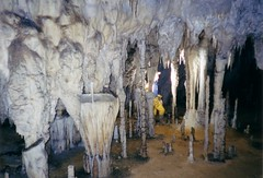 Formations at Fantasma in the bottom of Coventosa Image
