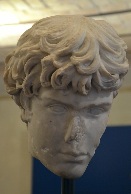 Exhibition: A Portrait of Antinous, In Two Parts (Antinoo. Un ritratto in due parti), Palazzo Altemps, Rome