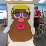 Potato Head Felt Board