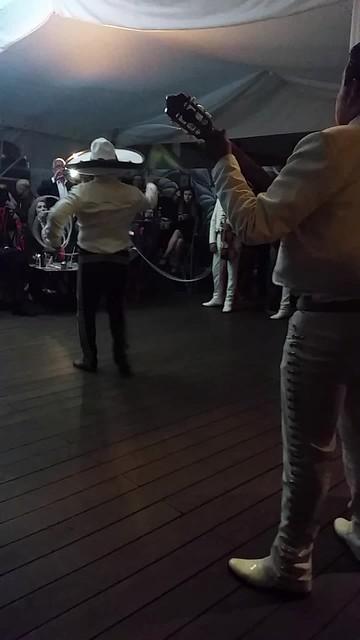 Lariat show, Mariachi Band, Mutem