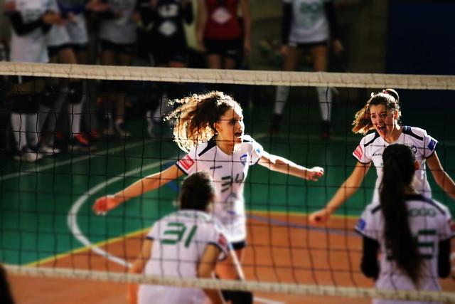 Campionato Fipav U16 Bianca 29 Otoobre 2016 Libertas Volley Sesto S. Giovanni  - Pro Patria Volley 0 - 3