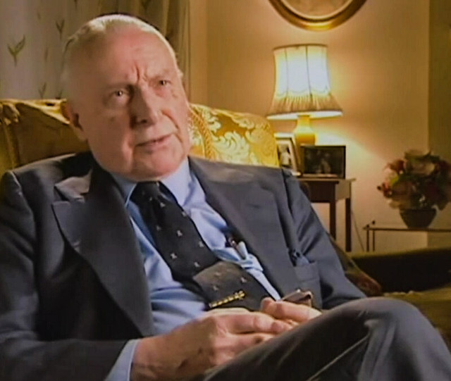 Alan Campbell Johnson, a personal aide of Mountbatten who has authored some books on the Partition as well