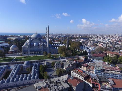 Szulejmán dzsámi és komplexum