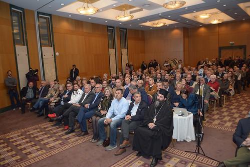 31.10.2016, Λάρισα: «Ποιο μέλλον για την Ελλάδα; Θεσμική εκτροπή και οικονομικό αδιέξοδο. Οι προϋποθέσεις της εθνικής ανάκαμψης»