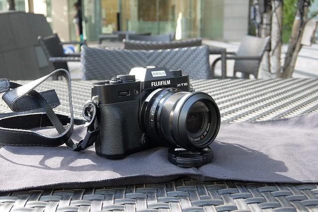 Fujifilm XF23mm F2 WR