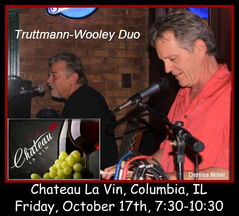Truttmann-Wooley Duo 10-17-14