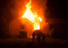 Structure Fire 199 Highmeadow Rd Watertown,CT 10/17/14