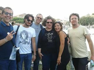 Attivisti a Roma