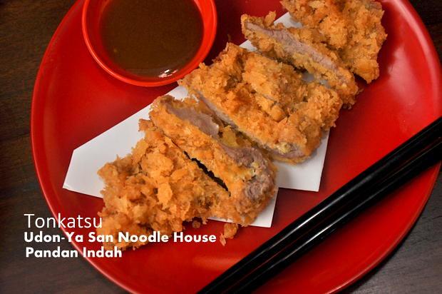 Udon-Ya San Noodle House Pandan Indah 5
