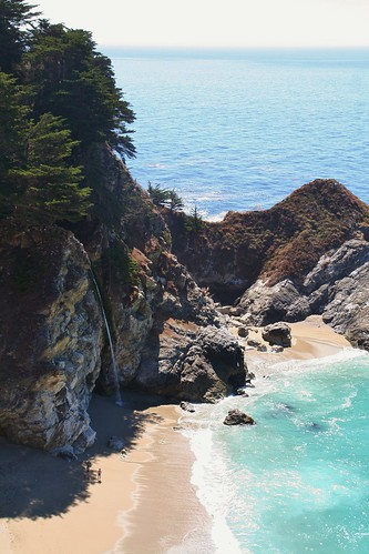 Tiny People by McWay Falls