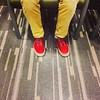 Waiting room #doctor #redshoes