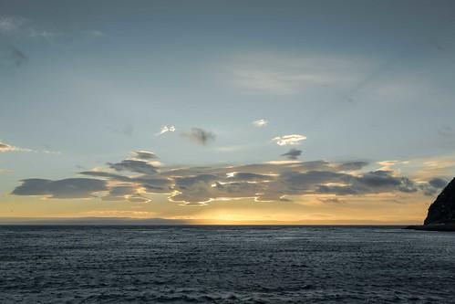 sea norway clouds sunrise canon norge autumm nationalgeographic finnmark sortvik einarschioth ytresortvik
