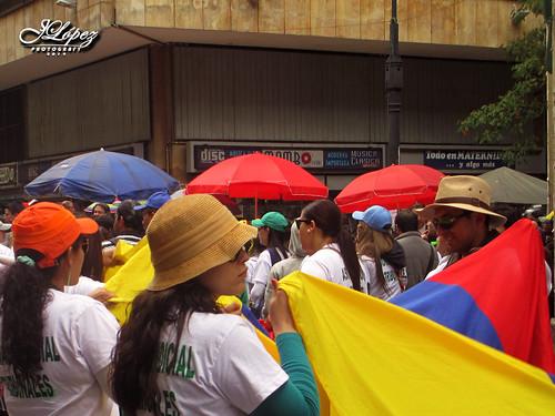 Marcha de la Rama Judicial 2014