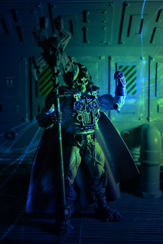 Evil Space Mutant Skeletor - New Adventures of He-Man