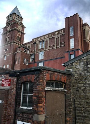 Trencherfield Mill
